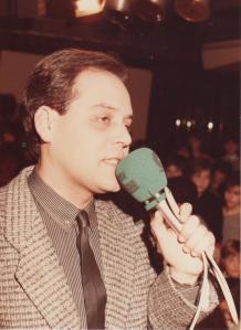 Alberto Malla en Camelot